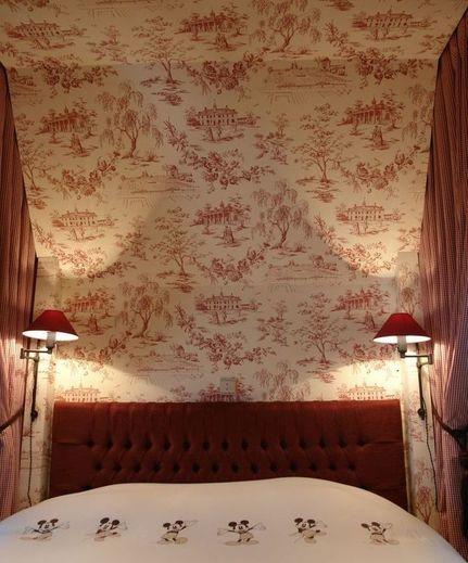 Woningdecoratie Nick Tulkens - Behangwerken